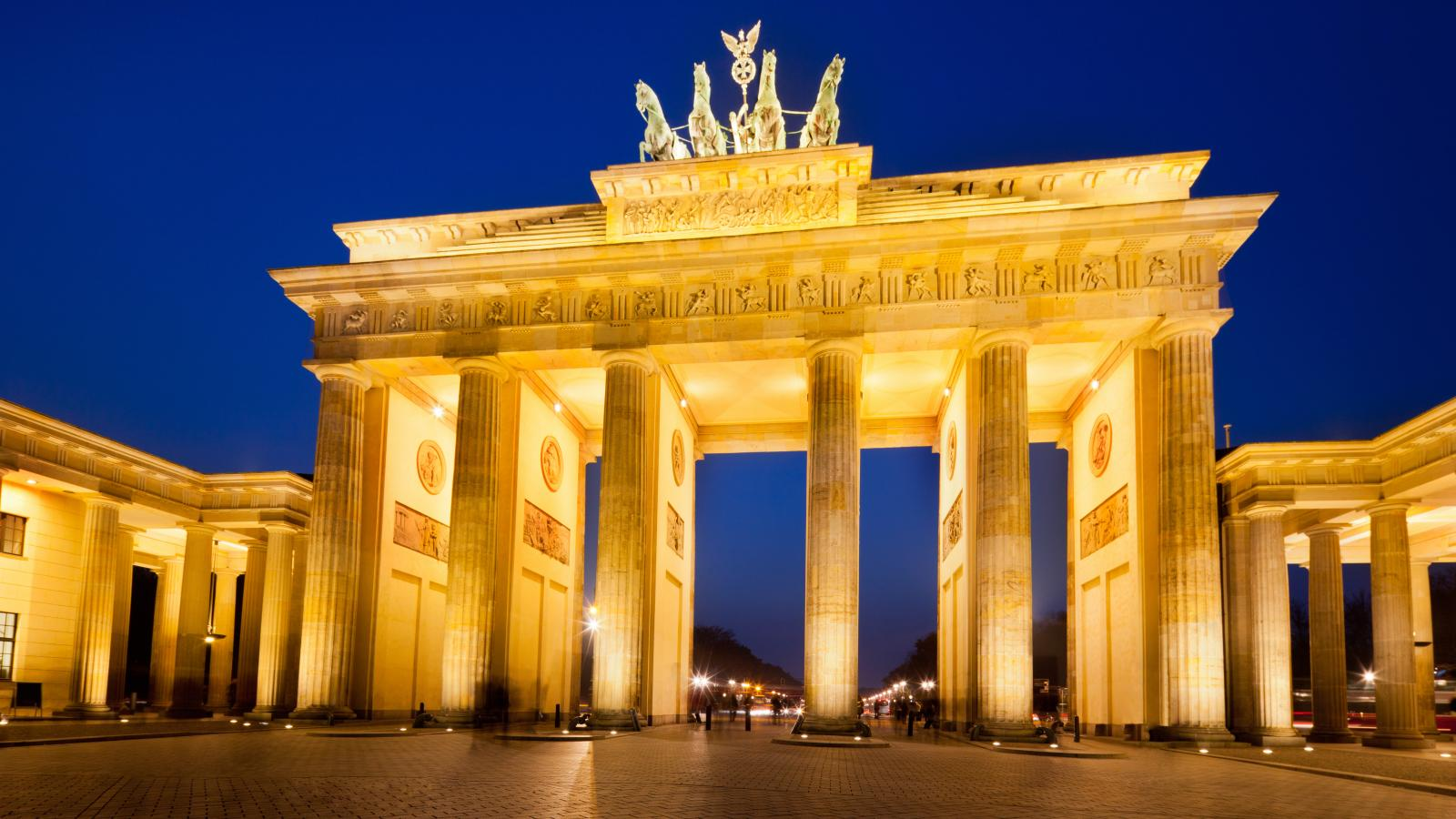 Das Brandenburger Tor Berlin Citytourcard Mit Bvg Ticket