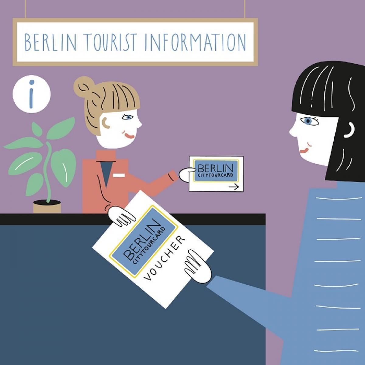 Tourist Information Berlin