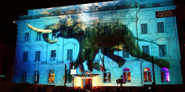 Hotel de Rome Festival of Lights