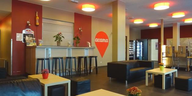 Acama Hostel Berlin Gewinnen