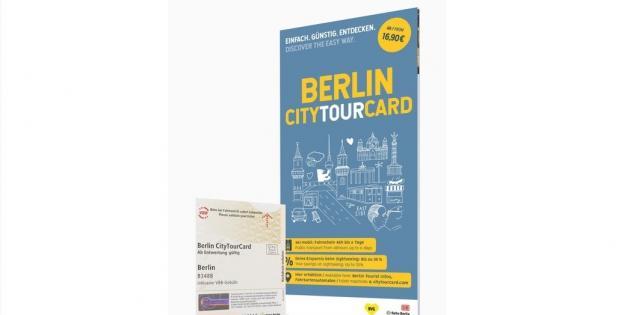 CTC 2019 Deine Berlin Card