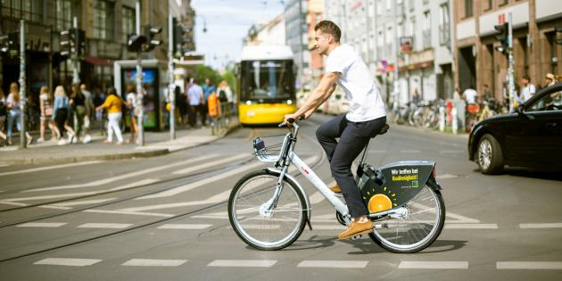 nextbike powered by EDEKA