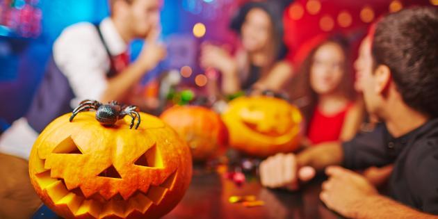 Halloween Partys Berlin