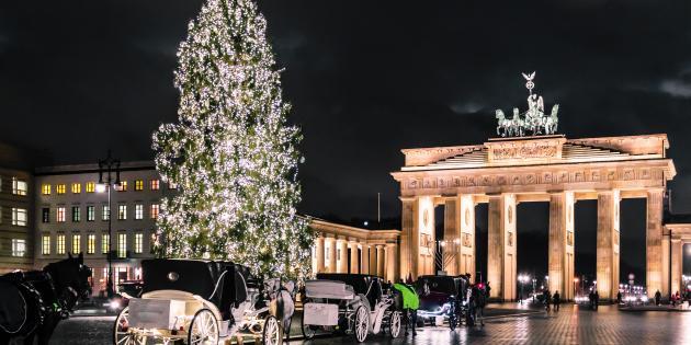 Weihnachten in Berlin!