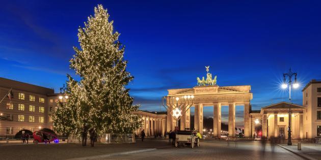 Weihnachten Berlin