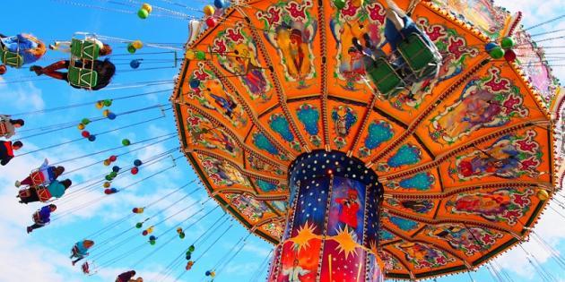 Volksfest Hauptstadt