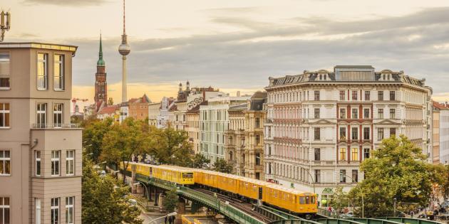 Sparticket für Berlin