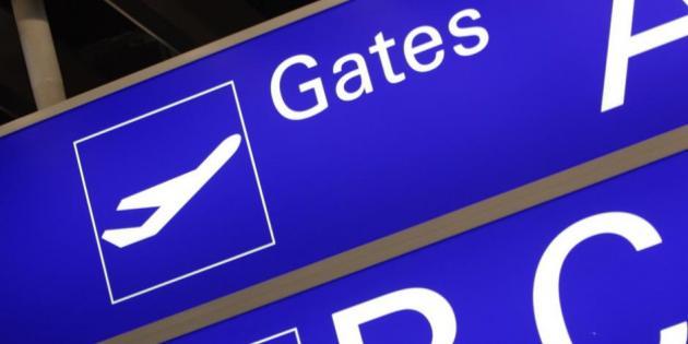 Verkausstelle Flughafen Tegel Berlin